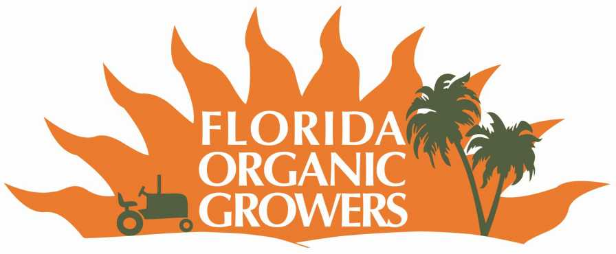 Florida Organic Growers Association logo