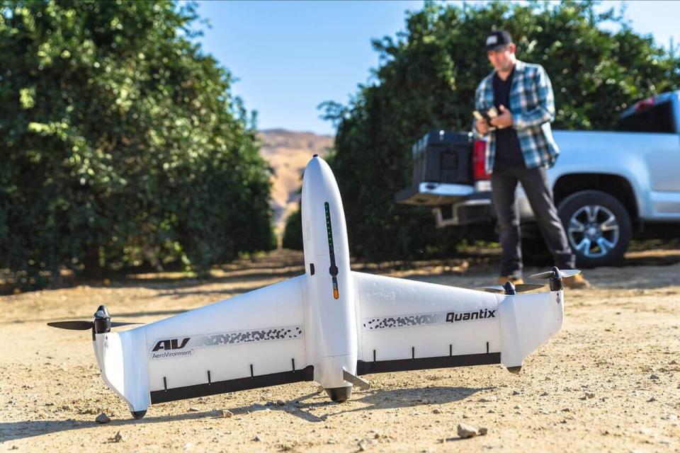 AeroVironment drone