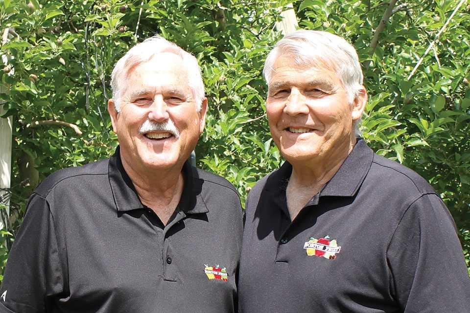 John and Bill Borton of Borton and Sons