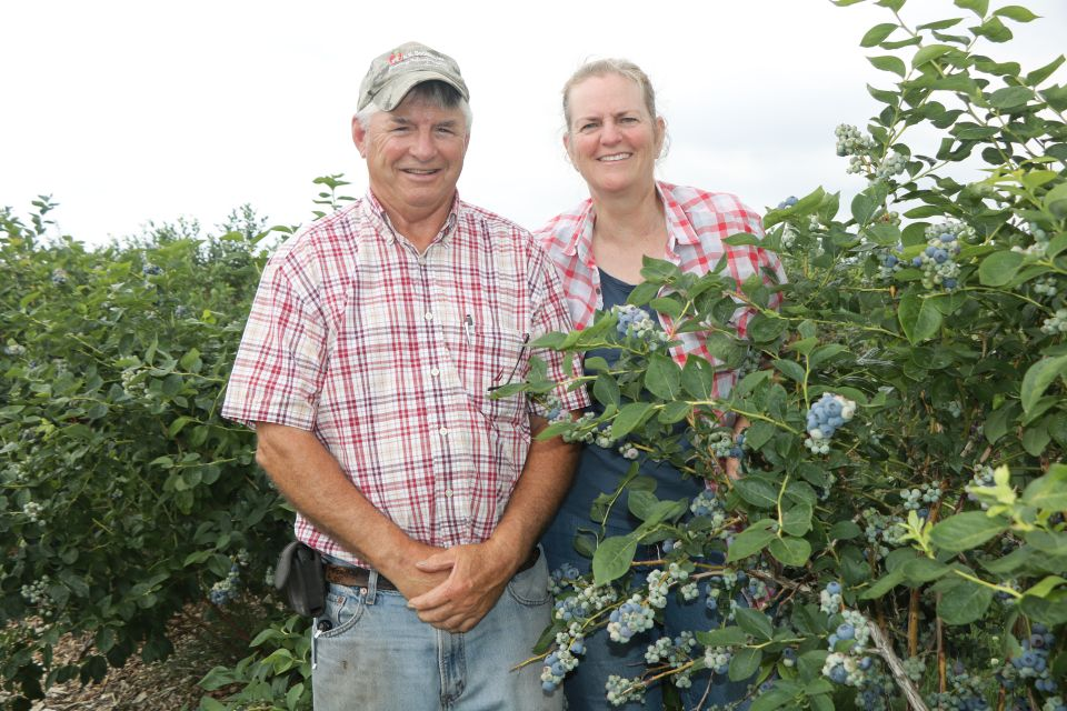 Couple Finds Success in Knowing Their Farm's Strengths
