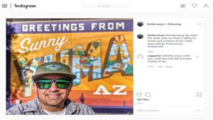 How One Arizona Lettuce Grower Uses Instagram to Make Farming Cool Again