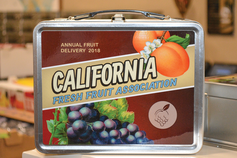 What are the Top 10 Issues for California Fruit Growers?