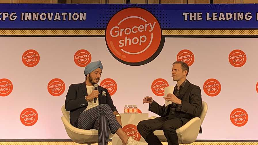 Speakers at Groceryshop 2019 talking about tech accelerators