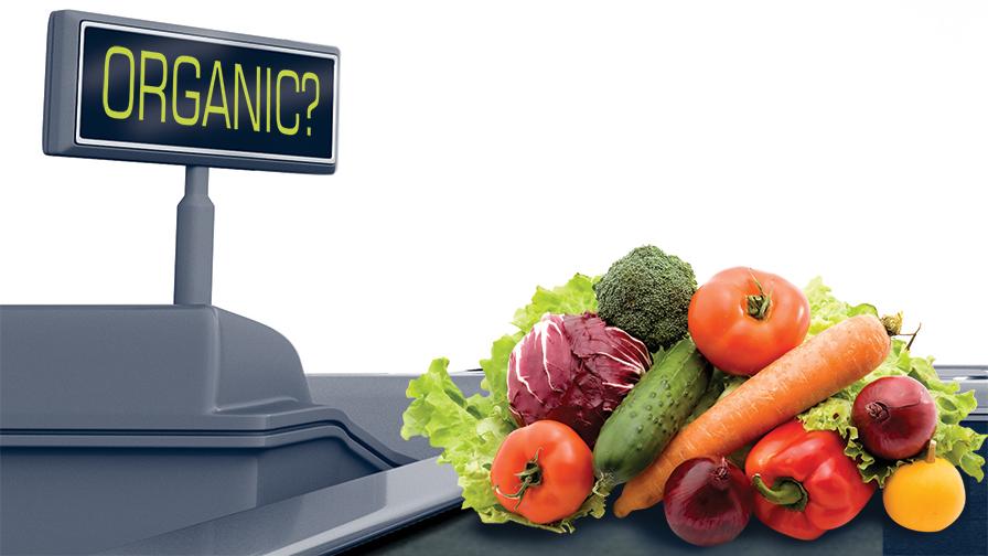 Organic fraud cover art