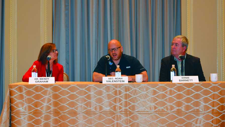 FFVA 2019 panelists weigh in on water issues