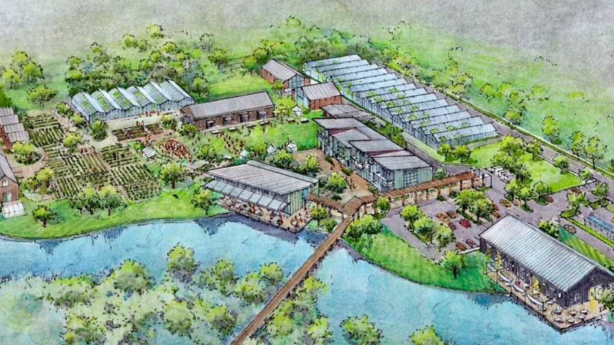 4 Roots Farm Campus artist rendering