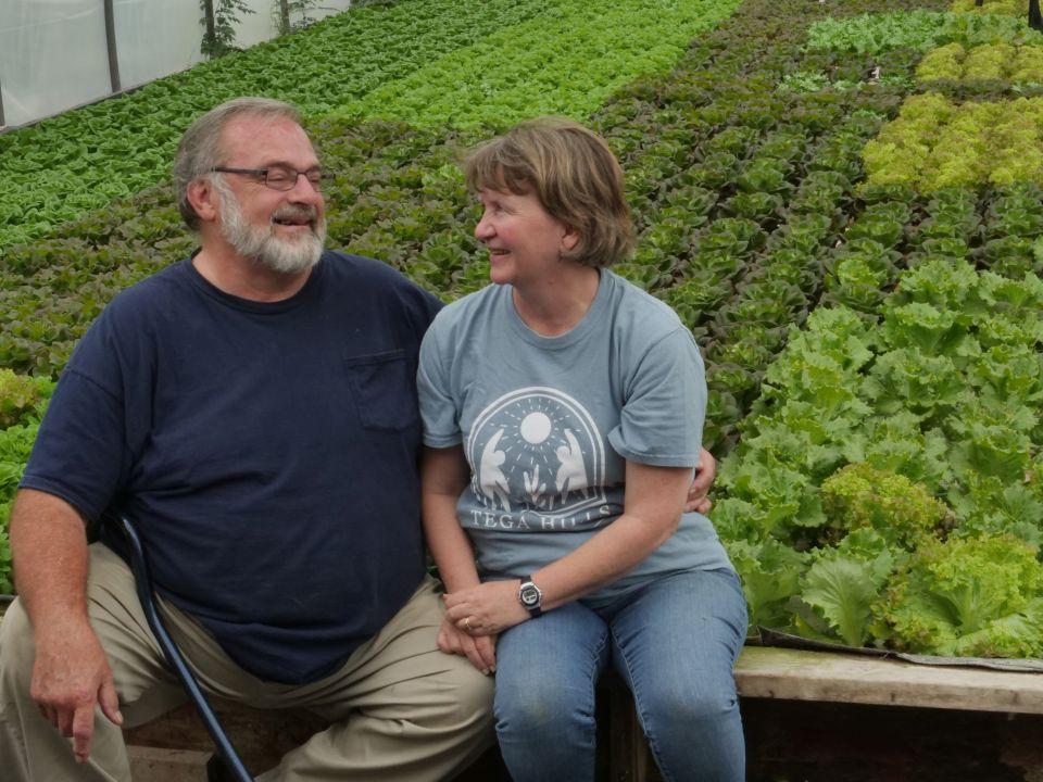 Take a Tour of Tega Hills Farm
